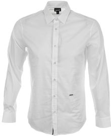Just Cavalli Classic Shirt - Lyst