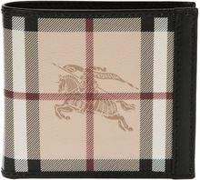 Burberry Fold Over Wallet - Lyst