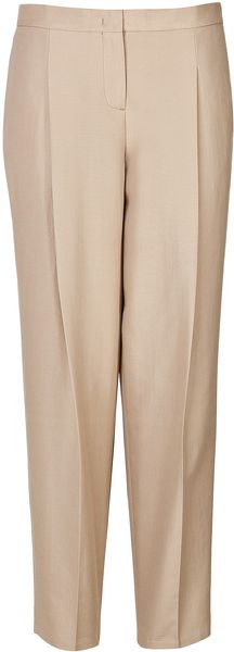 Burberry Cottonsilk Melville Pants - Lyst