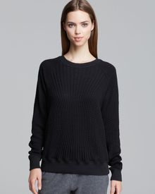 Theory Incline Broadway Sweatshirt - Lyst