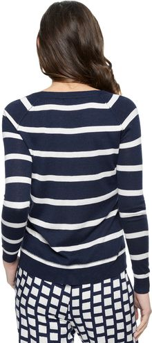 Splendid Cashmere Blend Pullover Sweater - Lyst