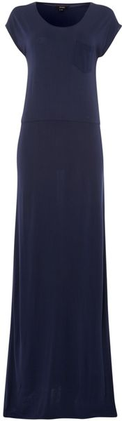 Therapy Woven Pocket Maxi Dress - Lyst