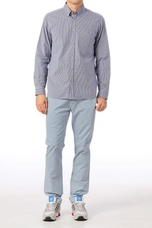 Ted Baker Long Sleeve Shirt Ga07softchk - Lyst
