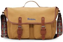 Robert Graham Atkins Canvas Messenger Bag - Lyst