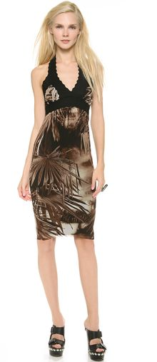 Jean Paul Gaultier Sleeveless Dress - Lyst