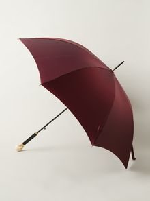 Alexander McQueen Skull Handle Umbrella - Lyst