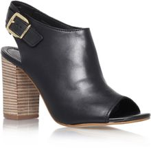 Carvela Asset High Heel Peep Toe Court Shoes - Lyst