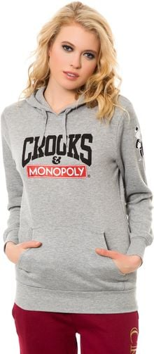 Crooks And Castles The Crooks Monopoly Pullover Hooded Sweatshirt - Lyst