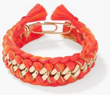 Aurelie Bidermann Geranium Double Do Brasil Bracelet - Lyst