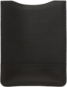 Ted Baker Broguing Leather Tablet Case - Lyst