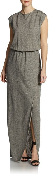 Sachin & Babi Antonia Heathered Maxi Dress - Lyst