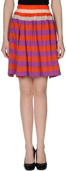 Sonia By Sonia Rykiel Knee Length Skirt - Lyst