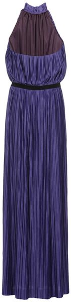 Love Moschino Long Dress - Lyst