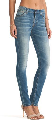 Nudie Jeans High Kai - Lyst