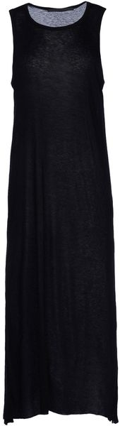 Haider Ackermann 34 Length Dress - Lyst