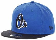 New Era Baltimore Orioles 2t Custom 59fifty Cap - Lyst