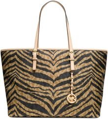 Michael Kors Michael Jet Set Travel Medium Tote - Lyst