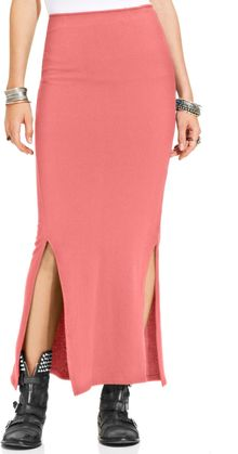 Free People Spell Bound Maxi Skirt - Lyst