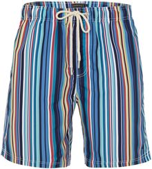 Howick Multi Stripe Swim Shorts - Lyst