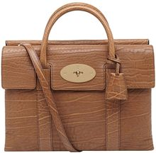 Mulberry Double Sided Bayswater Leather Bag - Lyst