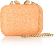 Kotur Margo Sequined Box Clutch - Lyst