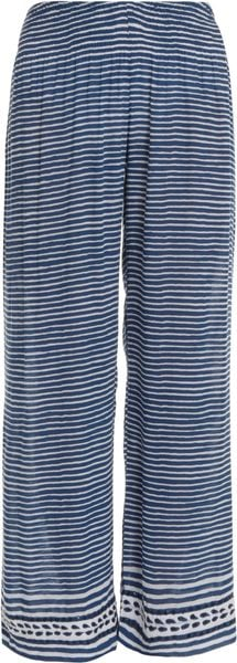 Cool Change Resort Biasa Stripe Pant - Lyst