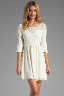 Free People Shake It Up Dress - Lyst