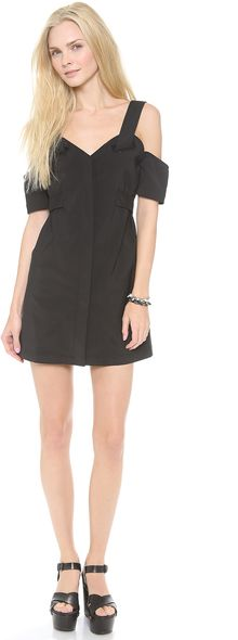 Opening Ceremony Kira Mini Dress - Lyst
