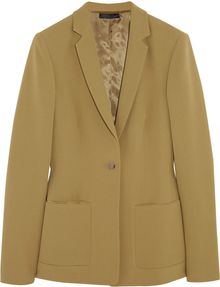 The Row Tullsted Tailored Crepe Jacket - Lyst