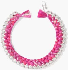 Aurelie Bidermann Pivoine Do Brasil Necklace - Lyst