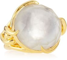 Stephen Webster 14k Vermeil Forgetmeknot Barb Ring - Lyst