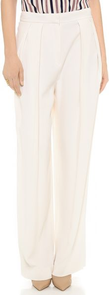 By Malene Birger Tillysh Stretch Pants - Lyst