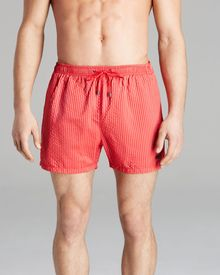 Hugo Boss Boss Innovation 21 Tuna Swim Trunks - Lyst