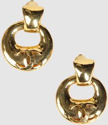 Chanel Earrings - Lyst