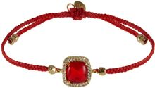 Tai Red Square Crystal Bracelet - Lyst