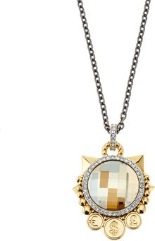 Stephen Webster Greed Crystal Pendant Necklace - Lyst