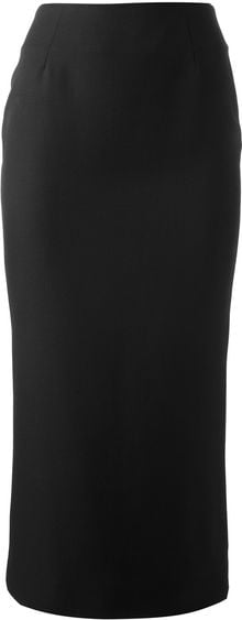 Haider Ackermann Pencil Skirt - Lyst
