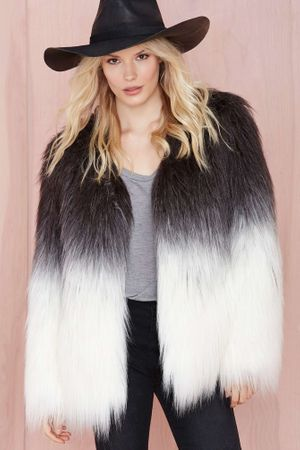 Faux Much Fun: Faux Fur Coats-image-2