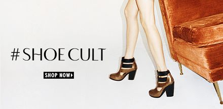 SHOE CULT RISES
