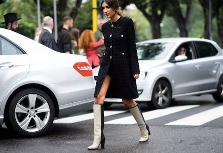 20 Chic Ways to Channel Parisian Style