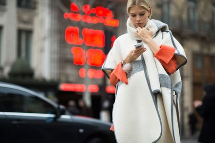 Sunday Spotlight: 9 Cozy Capes for When You Have Nothing to Wear
