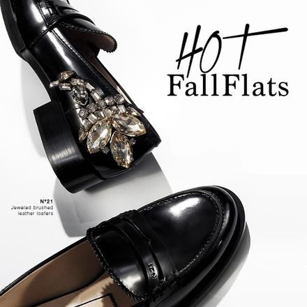 25 of our favorite flats for Fall/Winter!