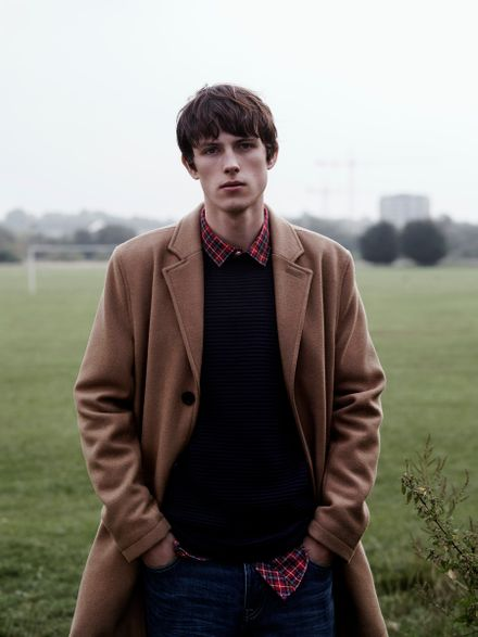 The 20: Cool Coats from Topman