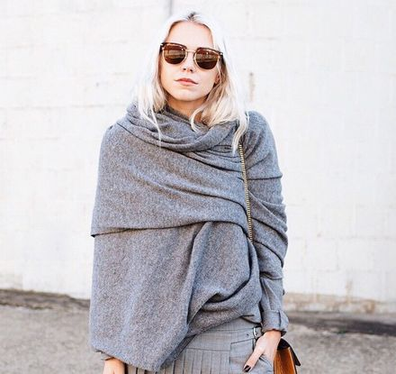 A Case for (Grey) Cashmere