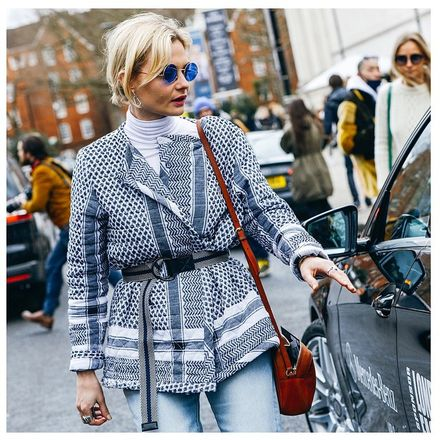 13 of the Best Belted Spring Jackets