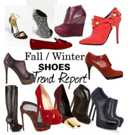 Shoes Trend Report - Winter 2013