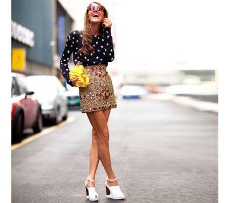 Fashion Icon ... Anna Dello Russo