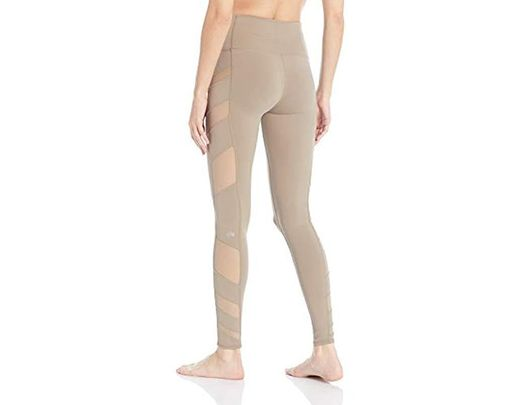 16ddf2295e Alo Yoga Block High-waist Legging in Natural - Lyst