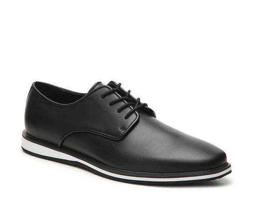 09fc411be Calvin Klein Wilmot Oxford in Black for Men - Lyst