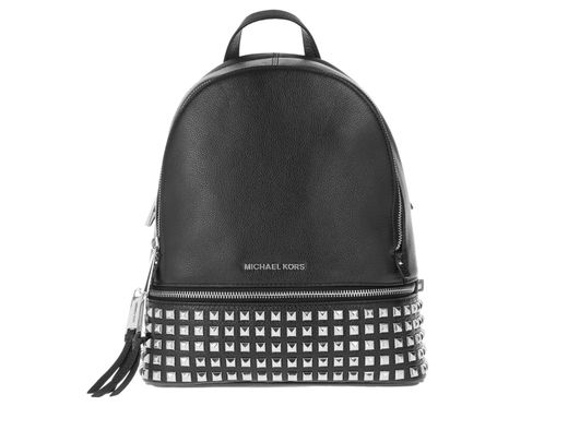 c07e71607ff3 Michael Kors Backpack With Studs in Black - Save 35% - Lyst